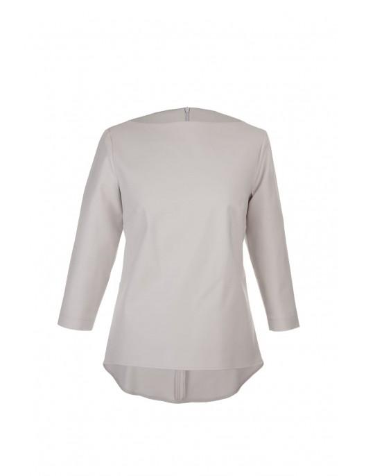 Grey elegant shirt