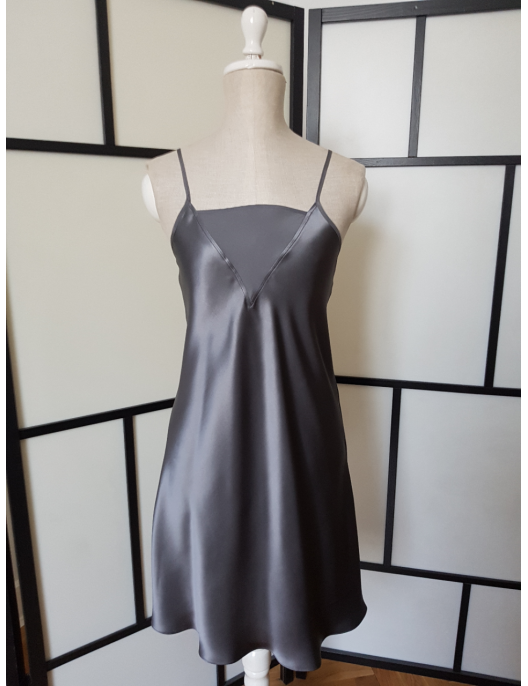 Sukienka/halka z jedwabiu