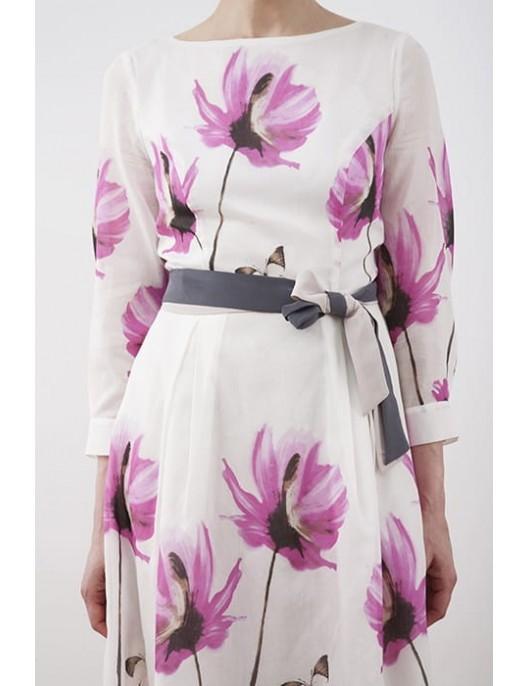 Magnolia dress - 7/8 sleeve