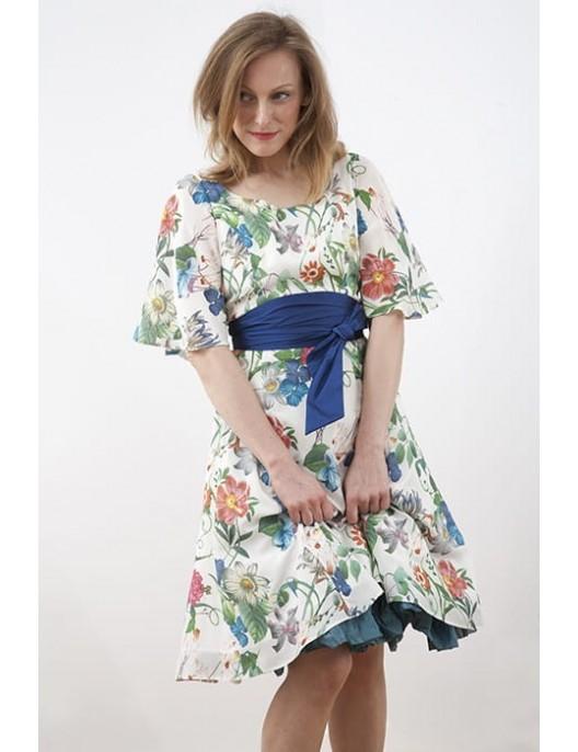 Szeroki pasek do sukienek
