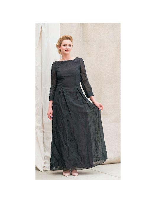 Długa sukienka z...