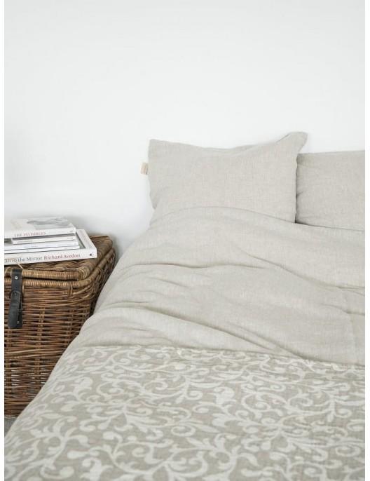 Linen bedspread 140x200