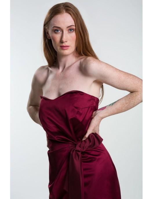 Carmen corset dress