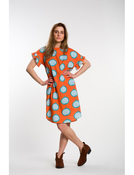 Summer dress with special...